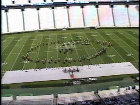 "Fuquay-Varina High School Marching Band - 1997 ""Frank Sinatra"""