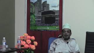 Al Ameen Rifai Tours and Travel Sdn. Bhd. (Umrah Kursus) - KL - Part 1 (13/10/2018)