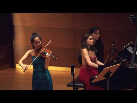 """Verena Chen (陈瑞玲) - Cesar Franck """"Sonate für Violine und Klavier"""" A-Dur Op. 120, 1/4"""
