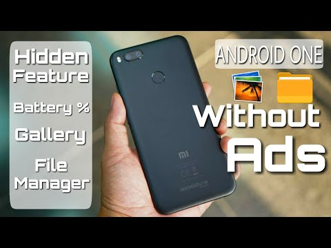 Xiaomi Mi A1 Hidden Features With Gallery And File Manager Without Ads By Technical Support
