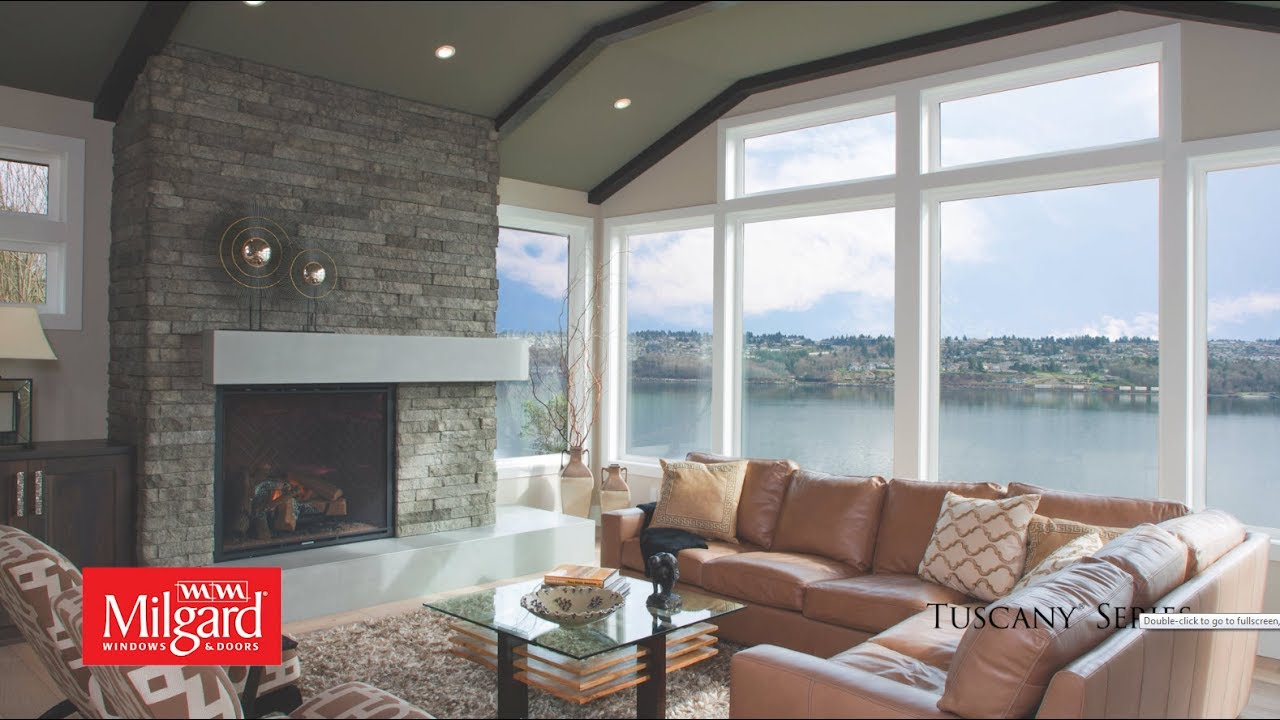 Milgard® Tuscany® Series Vinyl Windows And Patio Doors