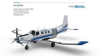 pacific aerospace p 750 xstol iii multirole
