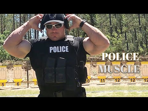 Muscular Cop? Police Bodybuilder | Motivational Video 2017