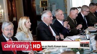 North Korea looms large at U.S.-China security talks