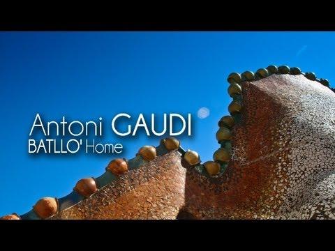 Antoni GAUDI - Casa BATLLO'