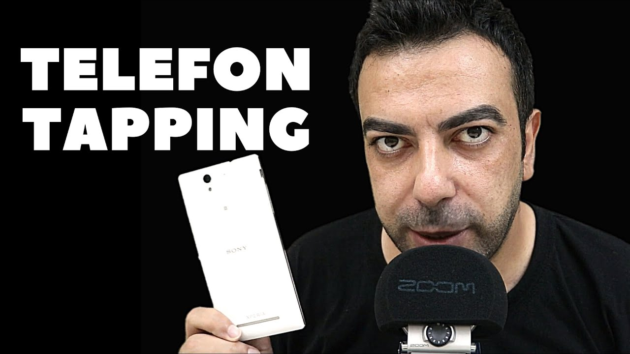ASMR TELEFON TAPPING