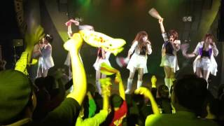 2016年3月14日 Tokyo Candoll@渋谷glad 追跡☆初恋ブレイバー Shiny Beat...