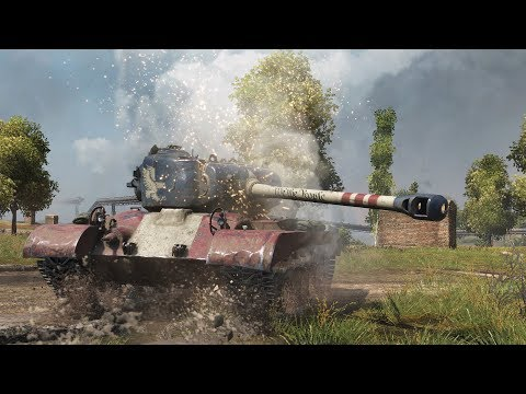 World of Tanks Igramo Patriota....Americki tenak trenutno na