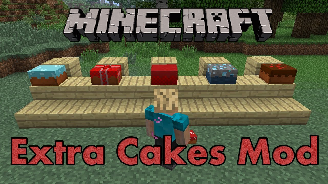How To Make Different Cakes In Minecraft