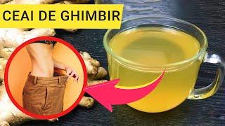 ceai verde cu ghimbir pentru slabit)