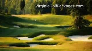 Virginia Golf Packages