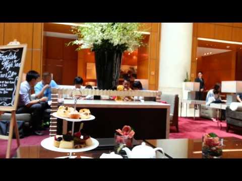 English High Tea @ Singapore Marriot Hotel