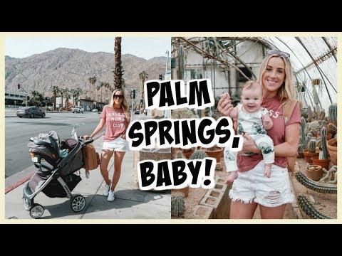 PALM SPRINGS VLOG | DAY IN THE LIFE | OLIVIA ZAPO