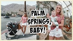 PALM SPRINGS VLOG | DAY IN THE LIFE | OLIVIA ZAPO