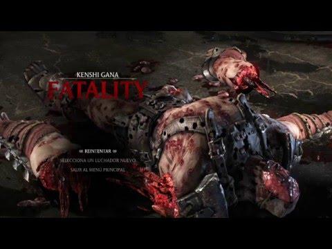 Como Realizar Todos los Stages Fatalities de Todos los Personajes en Mortal Kombat XL