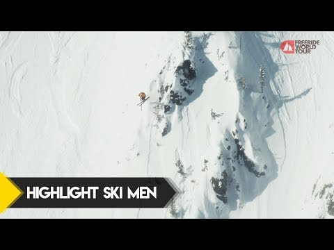 Highlight Ski Men - FWT18 Kicking Horse Golden BC | Freeride World Tour 2018