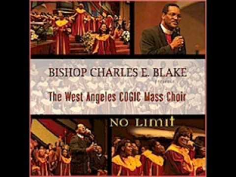 West Angelec C.O.G.I.C Mass Choir - Lord Prepare Me