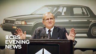 Remembering auto legend Lee Iacocca