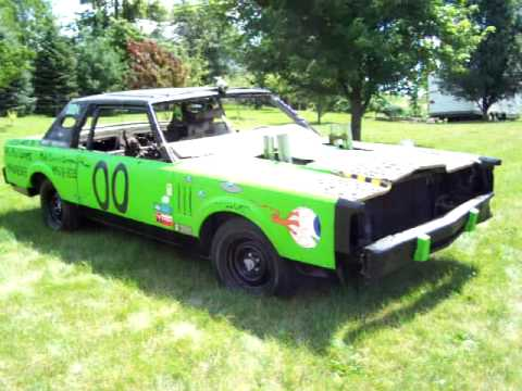 Before video of 2008 derby car for Jay Co. Fair. - YouTube