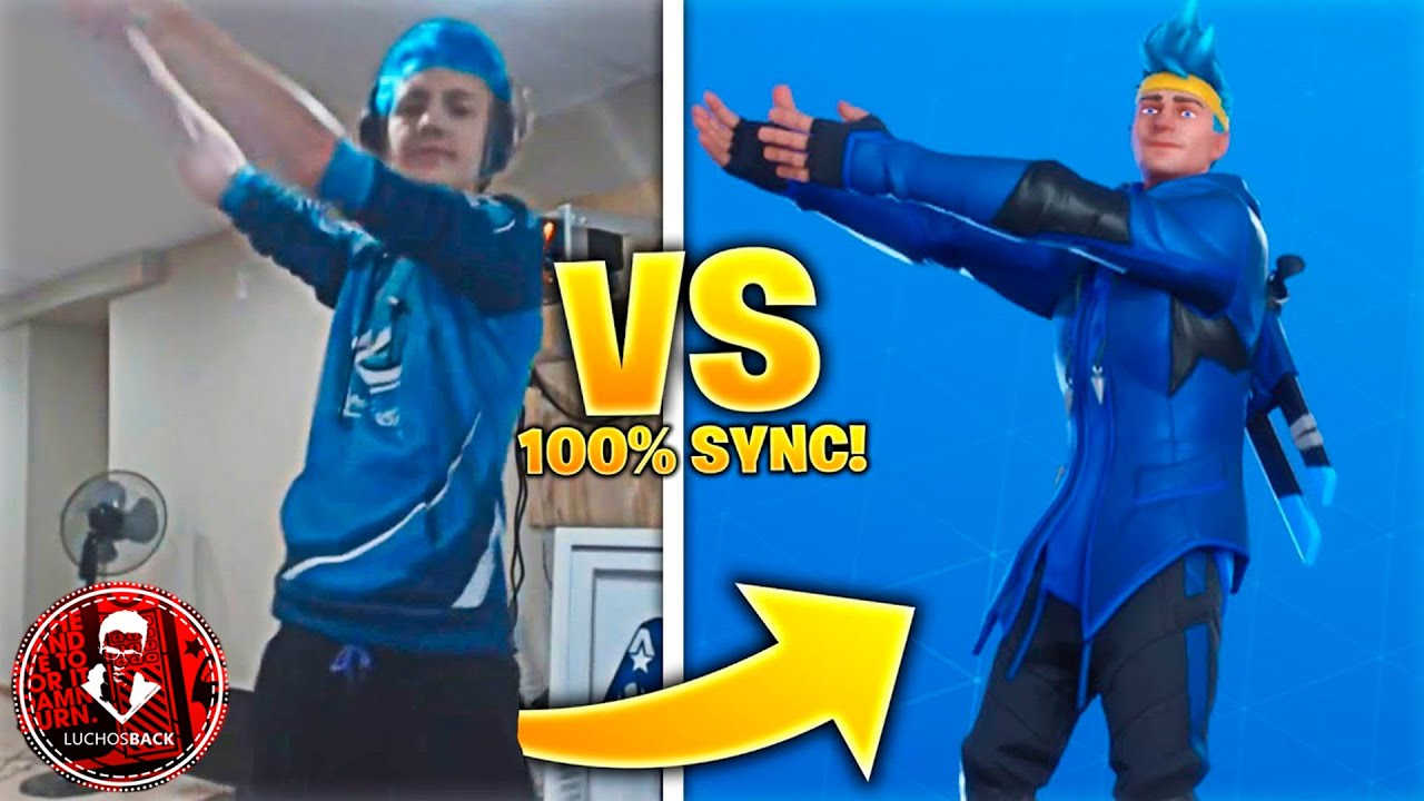 Bailes De Fortnite En La Vida Real 100 Sincronizados Y Su Verdadero Origen Youtube