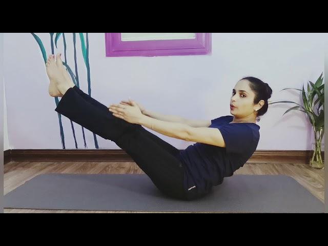 10 Days Belly Fat Challenge   Day 6   Dr. Akhila Vinod   Yoga   Exercise   Diets