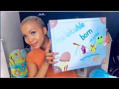 BABY MEMORY BOX| First Time Mom| MELO's MOM SA