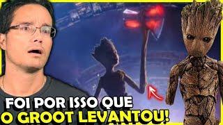 Porque o Groot conseguiu LEVANTAR o Machado mas NÃO o MJOLNIR? EXPLICARAM! thumbnail