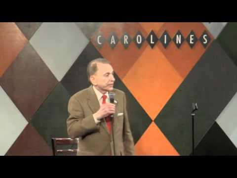 Arlen Specter at Carolines March 26 2012.m4v