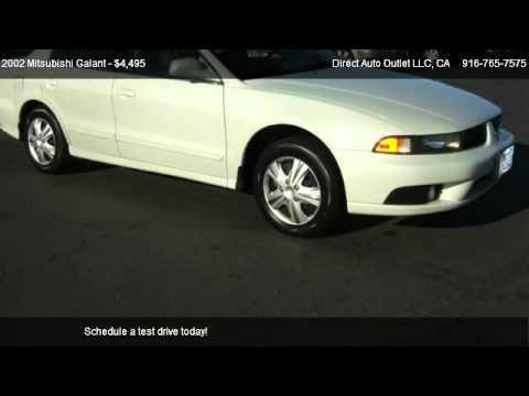 Mitsubishi Galant Ls Direct Auto Outlet Llc