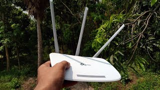 TP-Link TL-WR845N 300Mbps Wireless-N Router Unboxing & Review