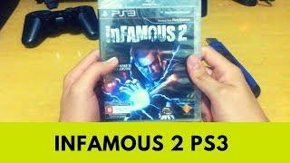 InFAMOUS 2 - PS3 Unboxing