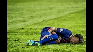 Do you remember what Neymar did before he left Barcelona? | Impossible to forget!