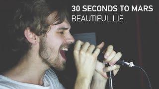 Download Video 30 Seconds to mars - Beautiful lie (Alex Orlov Cover) MP3 3GP MP4