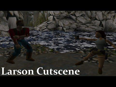 Tomb Raider Atlantean Scion (Larson Cutscene)