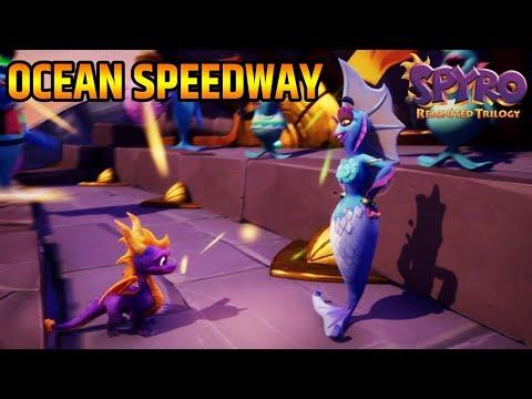 Spyro Reignited Trilogy - Ocean Speedway Orb