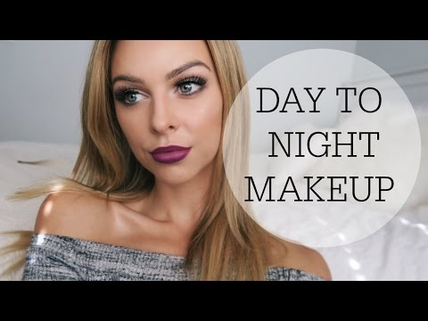 Day To Night Makeup ft. MAKE UP FOR EVER thumbnail