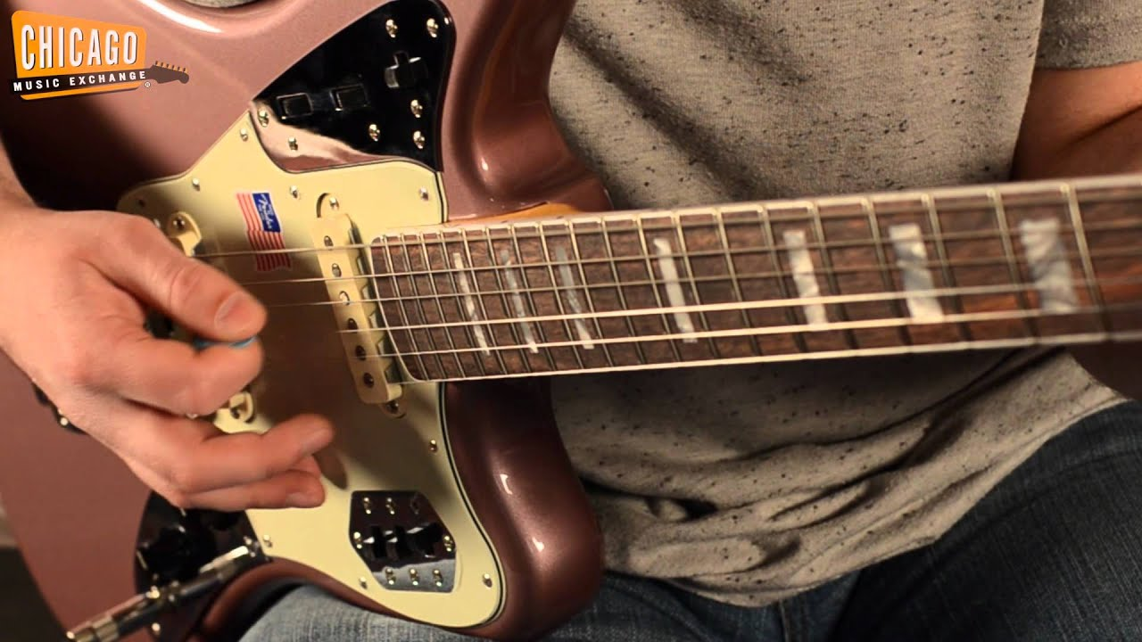 fender jaguar 50th anniversary review