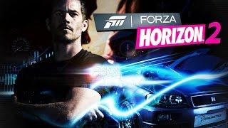 #22 Zagrajmy w Forza Horizon 2 - Nissan Skyline GT-R R34 - Xbox One (1080p)