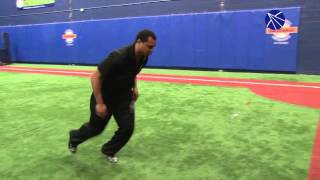 Elite 7 owner and trainer Alex Kube goes over how to run a short shuttle, with specific tips for kid