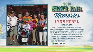 Your State Fair Memories On WCCO 4 News At 6: Aug. 25, 2020