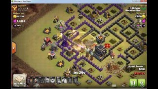 How To GoHo at TH9 in Clash of Clans - How To GoHo at TH9 in Clash of Clans