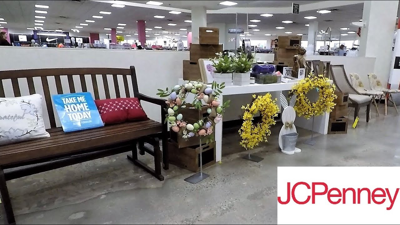 Jc Penney Home Decor: JC PENNEY SPRING 2019 HOME DECOR