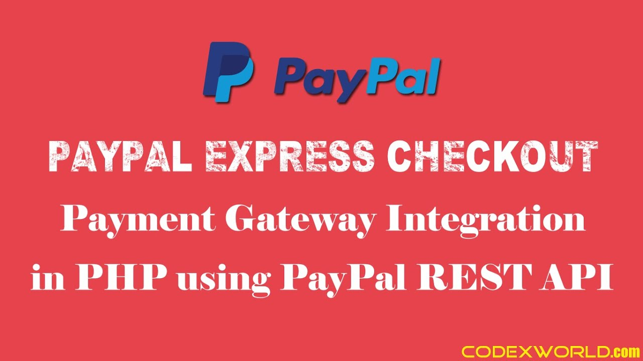 PayPal Express Checkout Integration in PHP