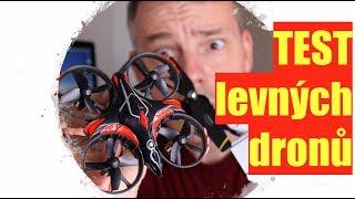 TEST: Levné drony z Číny (GearBest)