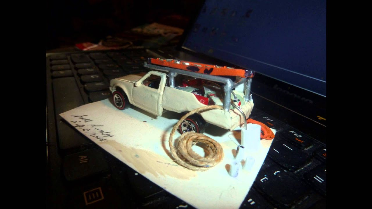 How To Paint Hotwheels Cars