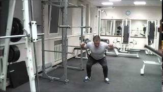 Приседания со штангой - техника упражнения, основные ошибки, мышечная анатомия
