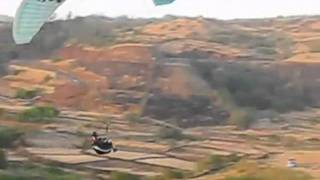 Dapoli murud harnai Paragliding - vidyaman gurav