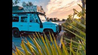 Land Rover Defender 110 TD4 Bett/Reiseausbau 140x200