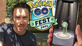 GEWELDIGE POKEMON GO FEST 2021 DAG 1!