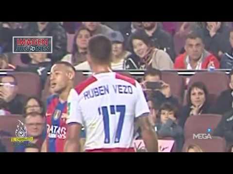 Las imágenes inéditas del lío entre Neymar y Vezo